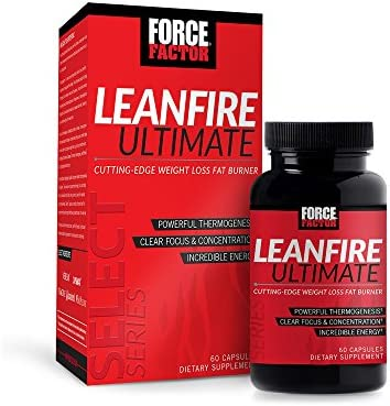 Force Factor LeanFire Thermogenic Concentration