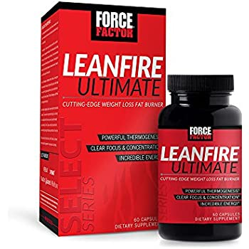 Amazon.com: Force Factor LeanFire Ultimate Premium Weight
