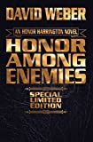 img - for Honor Among Enemies, Limited Leatherbound Edition (Honor Harrington) book / textbook / text book