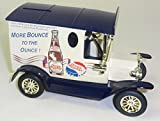 Golden Wheel 1/24 Scale 1925 Ford Model T Pepsi Delivery Truck Diecast Coin Bank
