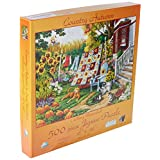 SunsOut 62937 500 Piece Country Autumn Puzzle Art and Craft Product