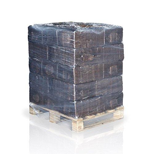 PALIGO Rindenbriketts Ruf Kiefernrinde Gluthalter Dauerbrenner Kamin Kamin Kamin Ofen Brenn Holz Heiz Brikett 12kg x 25 Gebinde 300kg   1 Palette Heizfuxx 327323
