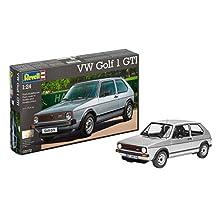 Revell VW Golf 1 GTI Car Model Kit