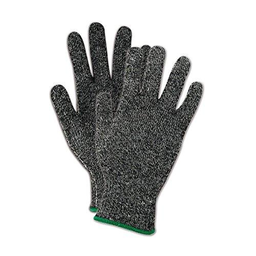 Magid Glove & Safety XKS210-10 Magid Cut Master XKS XKS210 High-Density Elasticized Gloves - Cut Level 4, 6, Black, 10 (Pack of 12) by Magid Glove & Safety (Image #3)