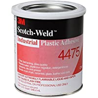3M Scotch-Weld Industrial Plastic Adhesive 4475
