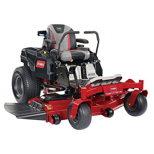 Toucan City Toro TimeCutter HD with MyRIDE 54 in. Fab 24.5 H