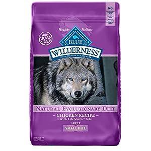 Wilderness Blue Buffalo High Protein Dry Adult Dog Food