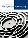 Introduction to Management Accounting, Charles T. Horngren and Gary L. Sundem, 0133058786