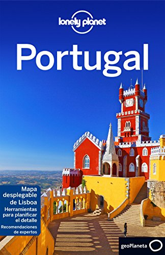 Lonely Planet Portugal (Travel Guide) (Spanish Edition)