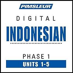 Indonesian Phase 1, Unit 01-05
