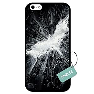 Onelee - Batman Soft Rubber iPhone 6 Case & Cover -Batman Logo TPU iPhone 6 Case - Black 10 by icecream design