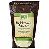 Now Foods Buttermilk Powder, 14 Oz