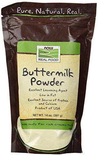 NOW Foods Buttermilk Powder-14 oz