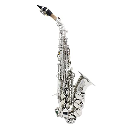 Amazon.com: LLC-CLAYMORE Treble Saxofón Bb E-Flat Sax ...