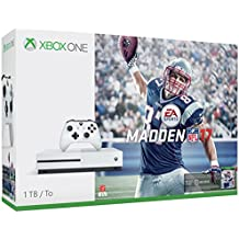 Xbox One S 1TB Console - Madden NFL 17 Bundle [Discontinued]