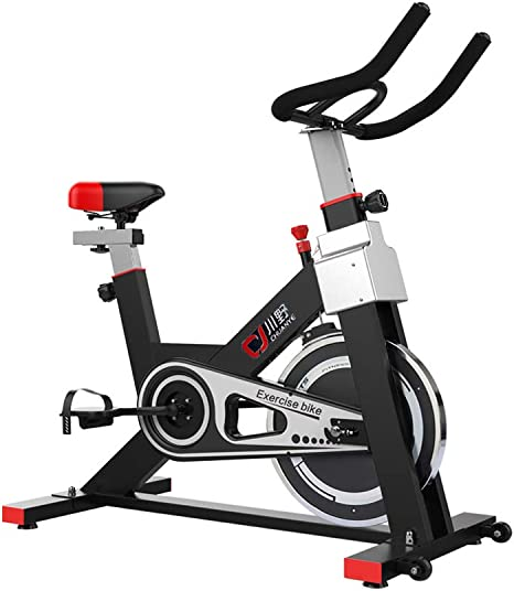 Bicicleta Estática de Fitness, Bicicleta de Spinning Fitness de ...