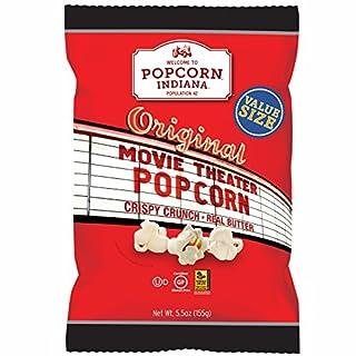 Popcorn Indiana Popcorn, Original Movie Theater , 5.5 Ounce  (Pack of 6)
