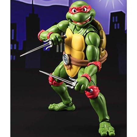 CHANG 1 Pcs Teenage Mutant Ninja Turtles Juguete para Niños ...
