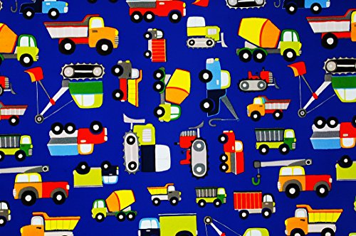 Construction Zone Premium Gift Wrapping Paper Roll - 24