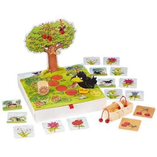 Haba 4460 - Jeux De Societe - Arbres Fruitiers