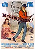 McLintock 11 x 17 Movie Poster