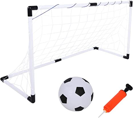 Alomejor Kids Football Goals Mini Football Goal Pelota de fútbol ...