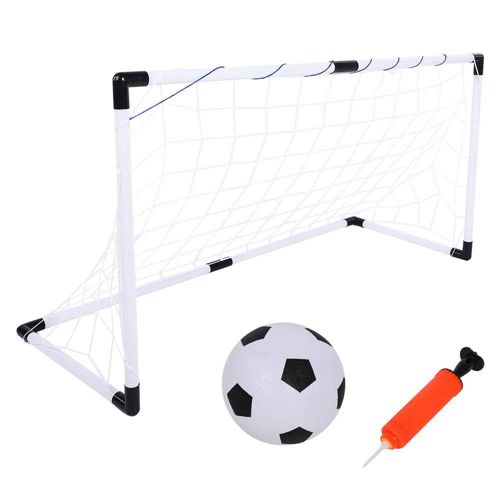 Alomejor Kids Football Goals Fútbol para niños Goal Post Net con ...