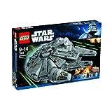 LEGO® Star Wars Millennium Falcon w/ Darth Vader Luke Skywalker Han Solo | 7965