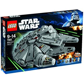 Amazoncom Lego Star Wars Ultimate Collectors Millennium Falcon