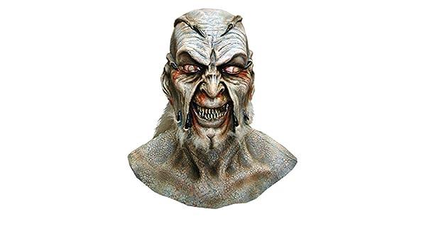 Horror-Shop Jeepers Creepers Máscara de lujo: Amazon.es: Juguetes y juegos