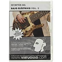 Virtuosso Electric Bass Method Vol.2 (Curso De Bajo Eléctrico Vol.2) SPANISH ONLY