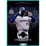 1997 Donruss Limited #185 Carlos Delgado Blue Jays Wally Joyner Padres
