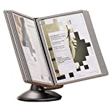 Sherpa Motion Desk System, 10 Panels by Durable