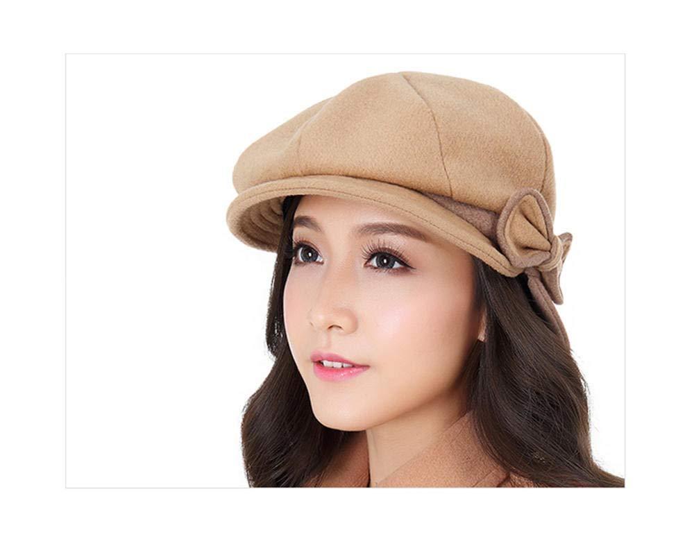 Women's Summer Women's Spring Casual Sun Visor Foldable Sun Hat Brown