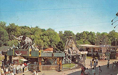 Hershey Pennsylvania Park Amusement Center Vintage Postcard K107125