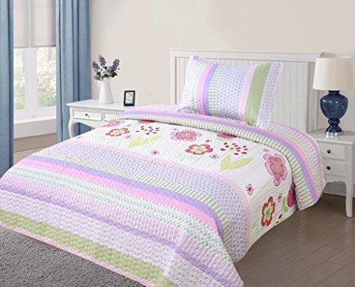 Bedspread Blanket Printed Bedding Coverlet product image
