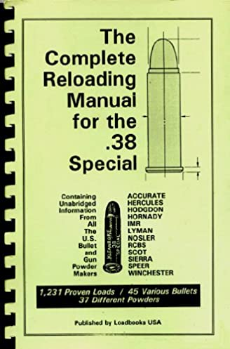 the complete reloading manual for the 38 special loadbooks usa rh amazon com What Should I Buy Television I Should Buy a 3DS Meme