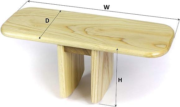 Original Pi Meditation Bench