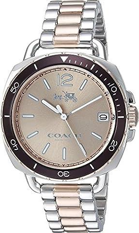 Coach Tatum Women's Quartz Watch 14502595 (Coach Women Gold Watch)