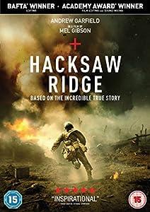 Hacksaw Ridge [DVD] [2017]: Amazon.co.uk: Andrew Garfield ...