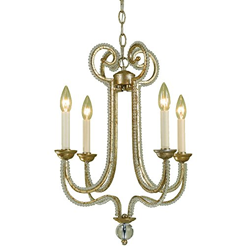 AF Lighting 6773 4-Light Chandelier