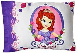 Disney Sofia The First Introducing Sofia Pillowcase