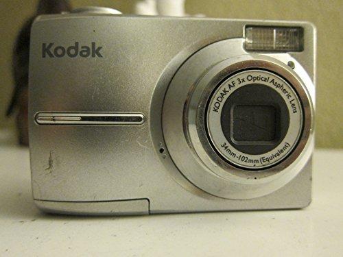 Kodak C1013 10-Megapixel EasyShare Digital Camera - Silver