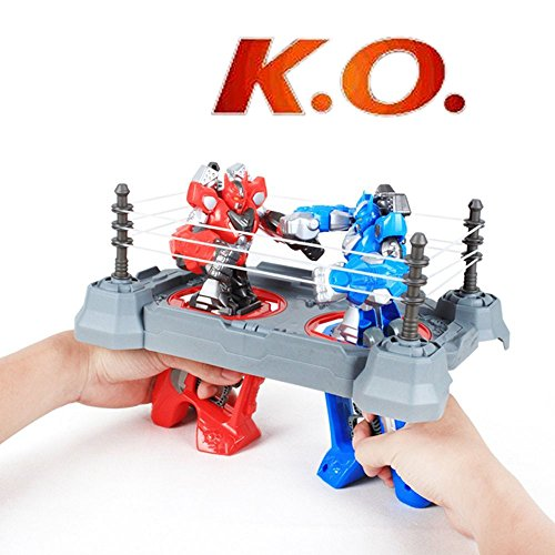 Finger Boxing Warriors Sport Boxing Robot Manual Version Of The Fight