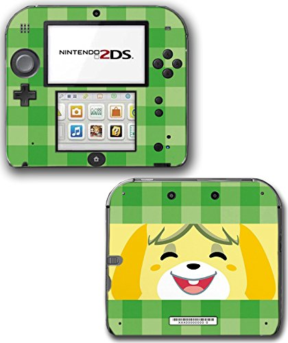 Animal Crossing: Happy Home Designer Special Edition Skin Cover Nintendo 2DS