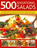 500 Sensational Salads The Ultimate Collection Of Recipes For Every Season From Appetizers And Side Dishes To Impressive Main Course Salads All Shown In More Than 500 Deli 500 Sensational Salads