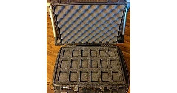 Amazon.com: Pelican Case 1470 - Funda de espuma para 18 ...