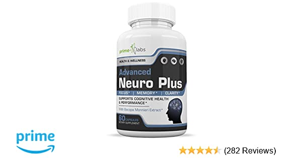 Advanced Brain Supplement Support Booster - Memory, Focus and Clarity  Formula - Nootropic Pills for