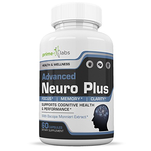 Advanced Brain Supplement Support Booster – Memory, Focus and Clarity Formula – Nootropic Pills for Performance, Mood and Anti Anxiety, Helps Reduce Stress and Relax – 60 Capsules Review