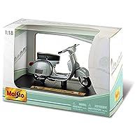 Bburago Maisto France - Moto Vespa de Collection - Echelle 1/18 - Modèle Aléatoire, M34540